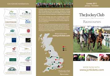 Jockey Club Racecourses