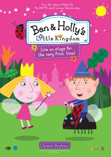 Ben and Holly – Live on Stage