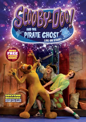 Scooby Doo and the Pirate Ghost