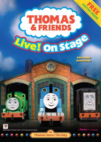 Thomas & Friends – Live on Stage