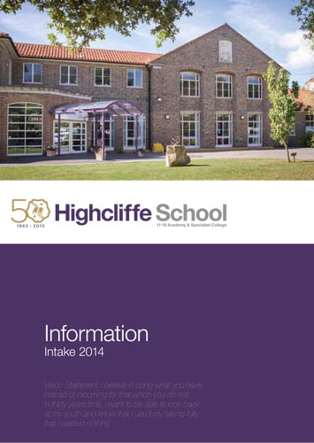 Highcliffe School