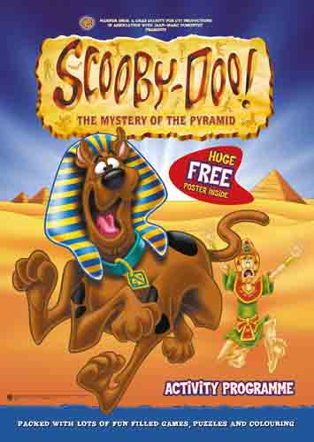 Scooby-Doo and The Pirate Ghost 2014