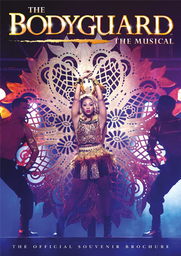 The Bodyguard Tour Brochure