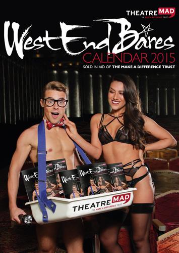 West End Bares Calendar