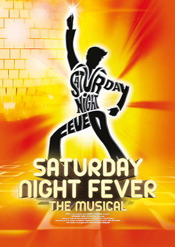Saturday NIGHT FEVER – ASIA TOUR