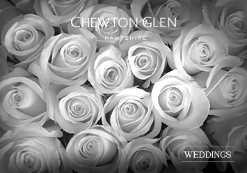 CHEWTON GLEN WEDDING BROCHURE