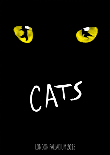 Cats London Palladium Tour Brochure