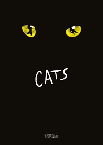 Cats Broadway Brochure