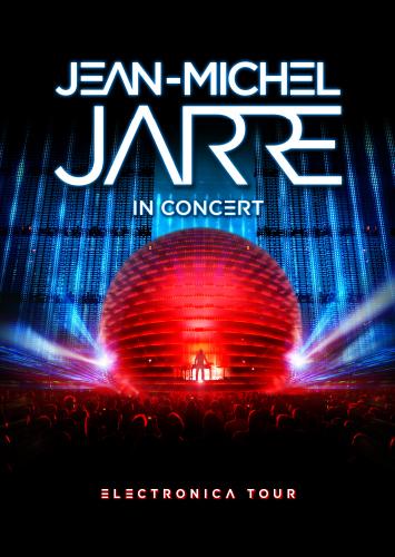 Jean-Michel Jarre Brochure