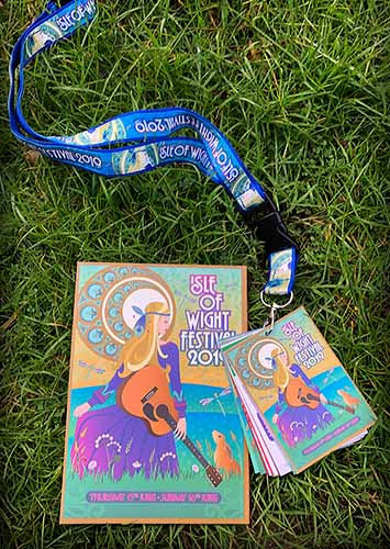 Isle of Wight Festival Programmes 2019