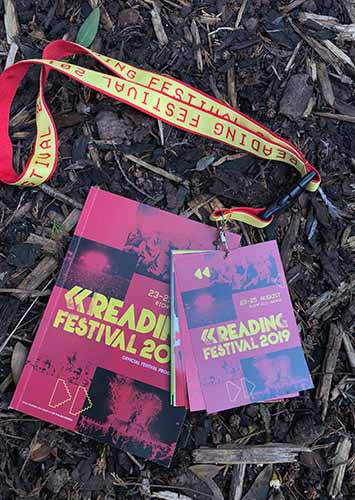 Reading & Leeds Festival Programmes 2019