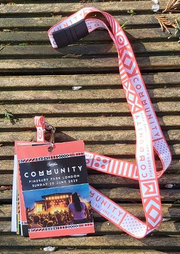 Community Festival Programme 2019