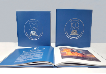 COMMEMORATIVE BOOK – CELEBRATING  100 YEARS OF  WOMEN IN THE METROPOLITAN POLICE