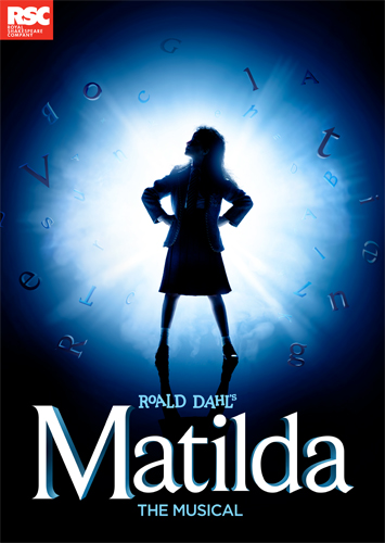Matilda – International Tour Brochure